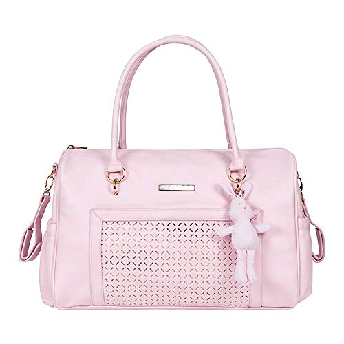 Mayoral borsa con peluche in similpelle Rosa