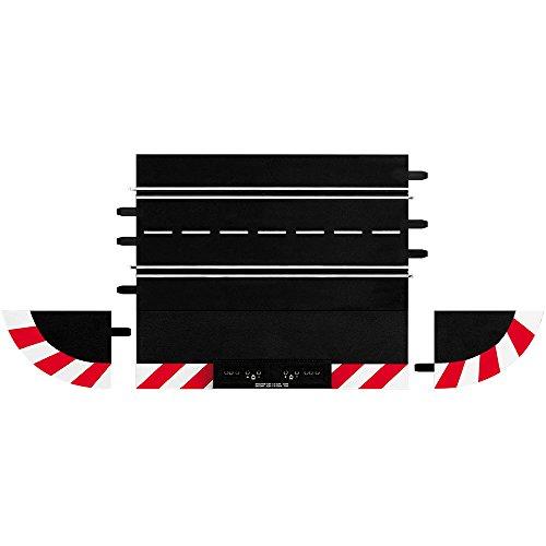 Carrera - rail et accessoire pour circuit - 20020583 - 1/24 et 1/32 - Carrera Evolution -Carrera Digital 132 et 124 - Pièce de jonction pour extension multi-voies