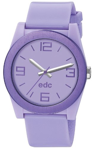 by EDC ESPRIT EE100892003 pure frame frosty purple ladies watch