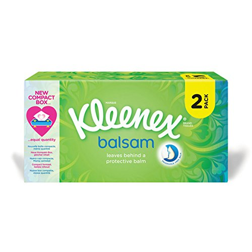 kleenex-balsam-mouchoirs-balsam-le-lot-de-2-boites-de-80-for-multi-item-order-extra-postage-cost-wil