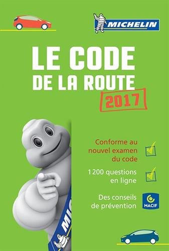 Code de la route 2017 par Michelin