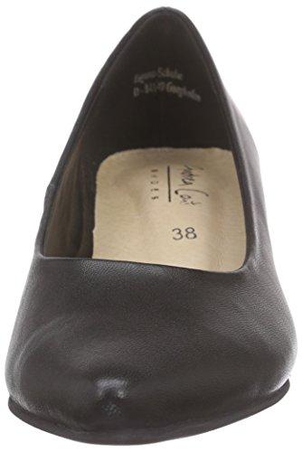 Andrea Conti - 0590523, Scarpe col tacco Donna Nero (Schwarz (schwarz 002))