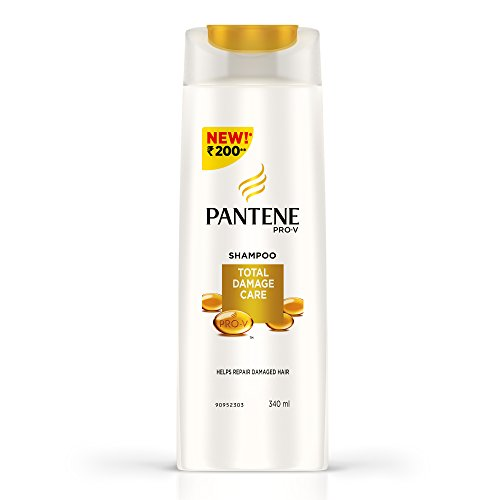 Pantene Total Damage Care 10 Shampoo, 340ml