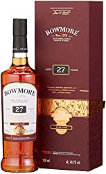 Bowmore 27 Years Old THE VINTNER'S TRILOGY Port Cask Whisky (1 x 0.7 l)