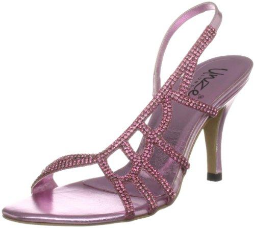 Unze, Sandali donna Rosa (Pink (L18207W))