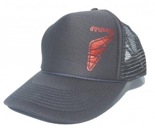 Preisvergleich Produktbild MFC Hawaii Teamrider Base Cap - Logo,  Gray