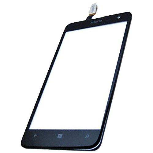 Nokia Lumia 625 original Touch Screen Displayglas Replacement Front Lens Cap