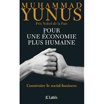 Pour une économie plus humaine (Essais et documents)