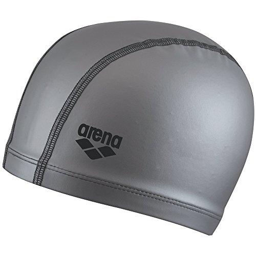 arena-light-sensation-silver-bonnet-de-bain-argent-metalise-taille-unique