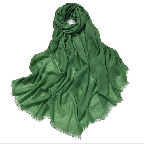 ChenHui Damen Diamant Muster Schal Herbst und Winter Mode aus reinem Kaschmir warm und bequem Schal -