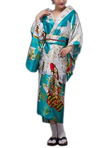 ACVIP Damen Traditional Retro Elegant Tanz Show