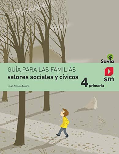 Valores sociales y cívicos 4 primaria savia