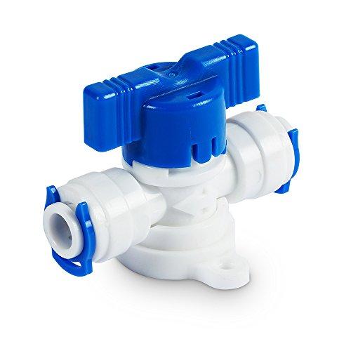 Café Bonitas Abstellhahn für Wasseranschluss-System, Direktwasseranschluss