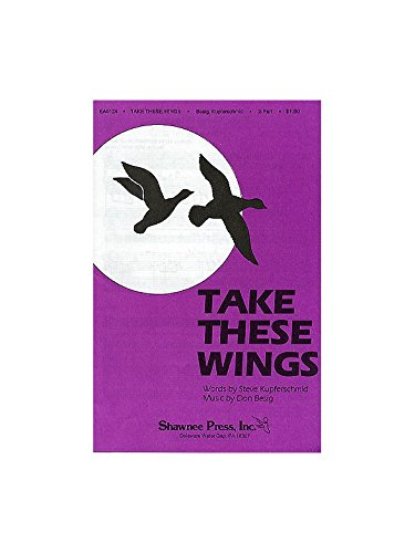 Don Besig: Take These Wings (2-Part). Für Zweistimmiger Chor, Klavierbegleitung