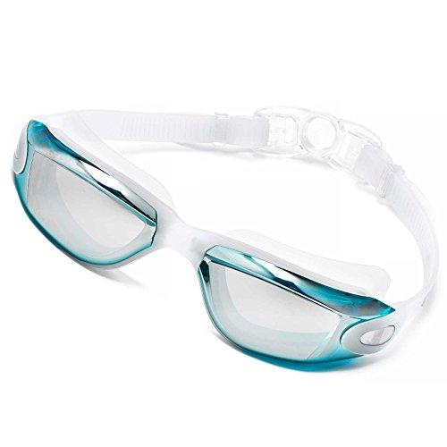 »Orca-S« Profi-Schwimmbrille für den ambitionierten Wassersportler. 100% UV-Protection +...