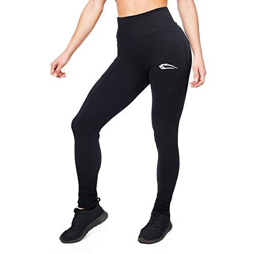 SMILODOX -  Pantaloni sportivi  - Donna Nero
