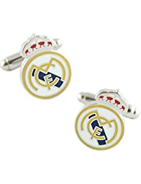 MasGemelos - Gemelos Real Madrid Cufflinks
