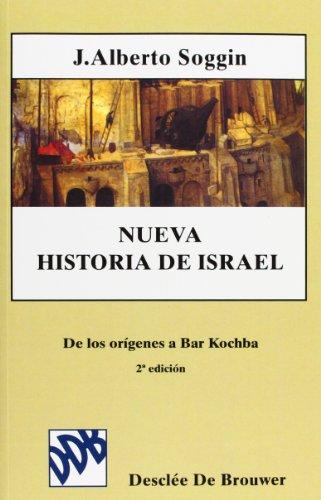 Nueva Historia De Israel (Biblioteca Manual Desclée)
