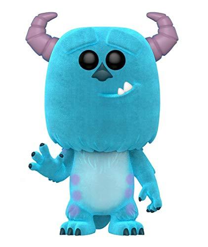 Monsters Inc. - Sulley beflockte Pop! Vinyl