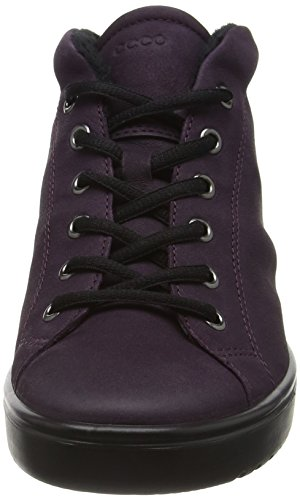 Ecco Fara, Sneakers Hautes Femme Violet (MAUVE2276)