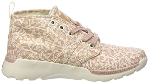 Palladium Damen Plvil Hi F Hohe Sneaker, Rose Pink (Rose Dust/marsh/tulip Pt)