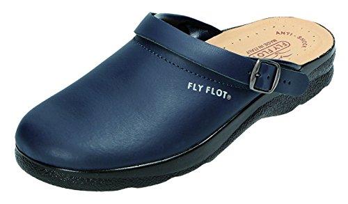 FlyFlot Clogs, Pantoletten H.Pantoffel Blau