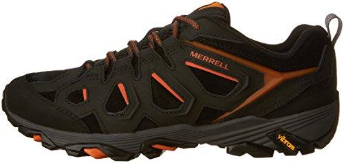 Merrell Moab FST LTR Walking Shoes Black Orange