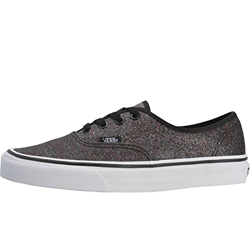 Vans VZUKFIY, Sneakers da Uomo Nero (Glitter)