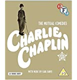 Charlie Chaplin: The Mutual Films Collection (Limited Edition Blu-ray box set) [1916]