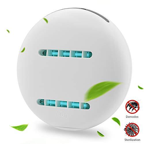 Milben-Handstaubsauger, Matratze Automatischer Staubsauger Roboter Professional Haushalt Hotel UV Licht Milben Staubsauger Allergene Optimiert für Sofa, Teppich, Plüschtier - Staubsauger Matratze