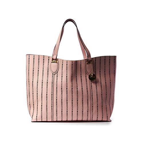 Steve Madden , Damen Schultertasche Pink Rosa Nera Medium (Madden Steve Handtaschen)