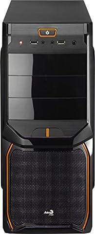 Aerocool V3X Advance Boîtier PC Evil Black Edition