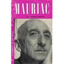 FRANÇOIS MAURIAC. 4e édition revue et mise à jour.