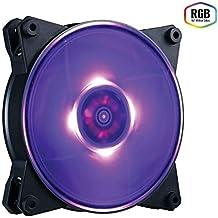 Cooler Master MasterFan Pro 120 Air Balance RGB Carcasa del Ordenador Ventilador - Ventilador de PC
