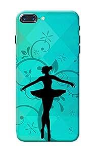 Apple iPhone 7 Plus Back Cover KanvasCases Premium Designer 3D Printed Hard Case