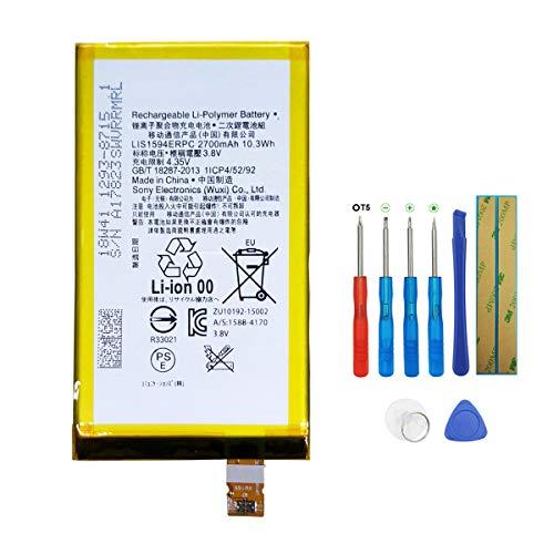 swark lis1594erpc batería para Sony original Xperia Z5Compact e5803e5823with Tools