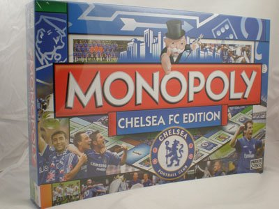 Chelsea Football Club Monopoly - Limited Edition
