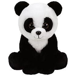 Ty Panda Peluche, Juguete, 15 cm (United Labels Ibérica 41204TY)