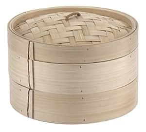 Paderno Cuocivapore- Cestello per Cottura Vapore Cm 25, Bambù