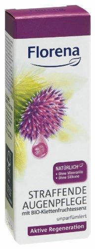 Florena Augencreme Bio Klettfrucht, 1er Pack (1 x 15 ml)