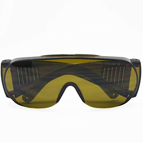od4(200-450Nm, 800-2000Nm Laser-Schutzbrille, eaglepair 5-6 - 1260 Laser