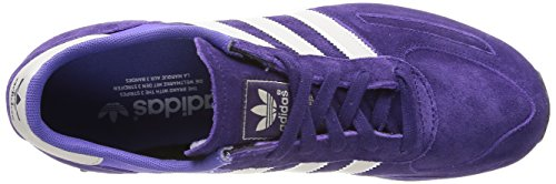 Adidas, La Trainer W, Scarpe sportive, Donna DPURPL/CBROWN/Purple