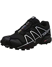 Salomon Men's Trail Running Shoes, Speedcross 4 GTX