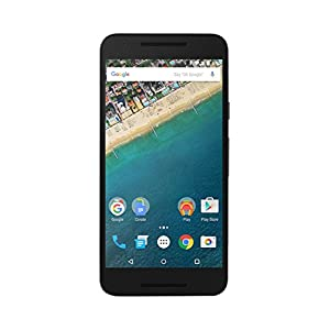 "LG Google Nexus 5X SIM-Free Unlocked Smartphone - White (5.2"" Full HD Touch Screen, SD 802 Hexa Core Processor, 32GB Storage, 2GB RAM, 12.3MP Camera, Vanilla Google and Latest Updates)"