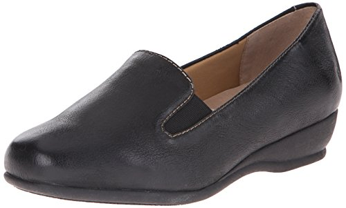 6.5 B(M) US, Black : Trotters Women's Lamar Slip-On Loafer