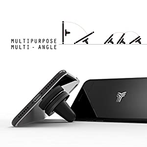 YOSH-Handyhalter-frs-Auto-Magnet-Lftungsgitter-Lftung-KFZ-Handyhalter-Handyhalterung-Auto-Magnet-Autohalterung-Halterung-Halter-fr-Smartphone-fr-iPhone-X-8-7-Plus-7s-6-6s-Samsung-Galaxy-Huawei