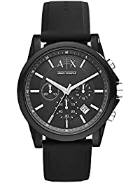 Armani Exchange Analog Black Dial Unisex Watch - AX1326