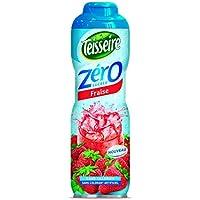 Teisseire sirop 0% de sucre fraise - 60 cl
