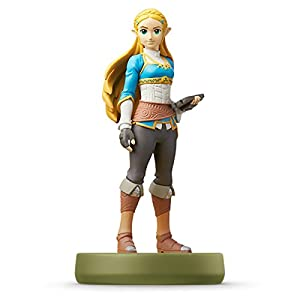 Amiibo Zelda – Legend of Zelda Breath of the Wild series Ver. [Switch / Wii U] [Japanese Import]