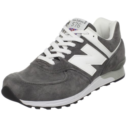 New Balance Schuhe M 576 Made in England Herren grey (M576GRS)